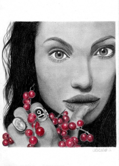 Angelina Jolie by rifty